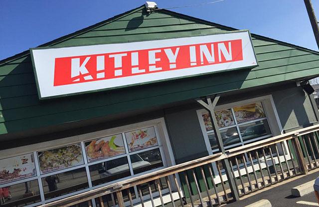 Kitley Inn Bar & Grille, Light box, backlit media